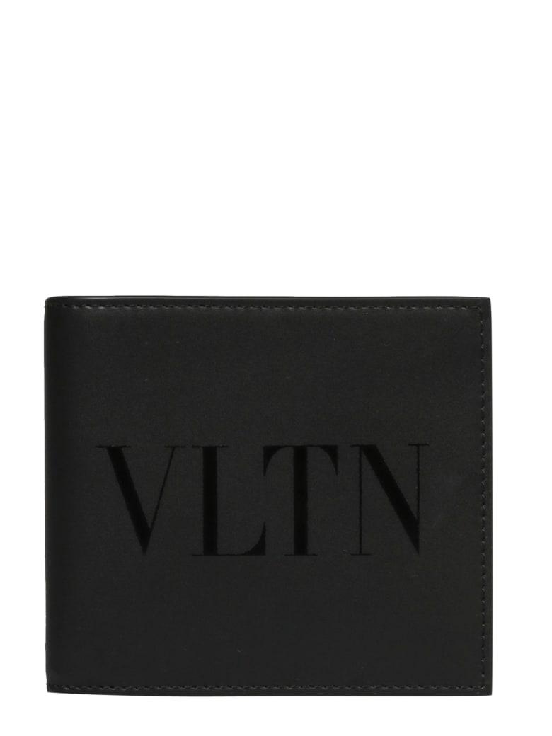 Valentino Garavani Wallet - Black