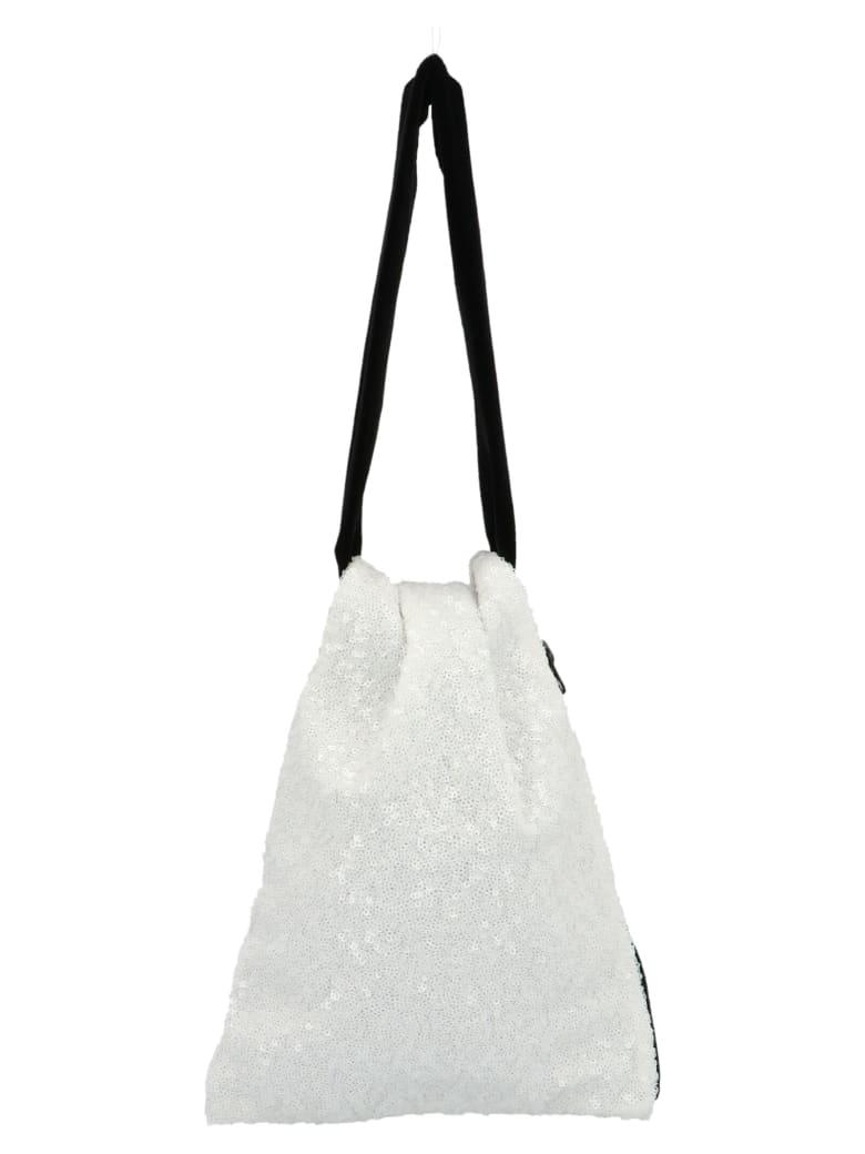 In The Mood For Love 'julietta' Bag - Black&White