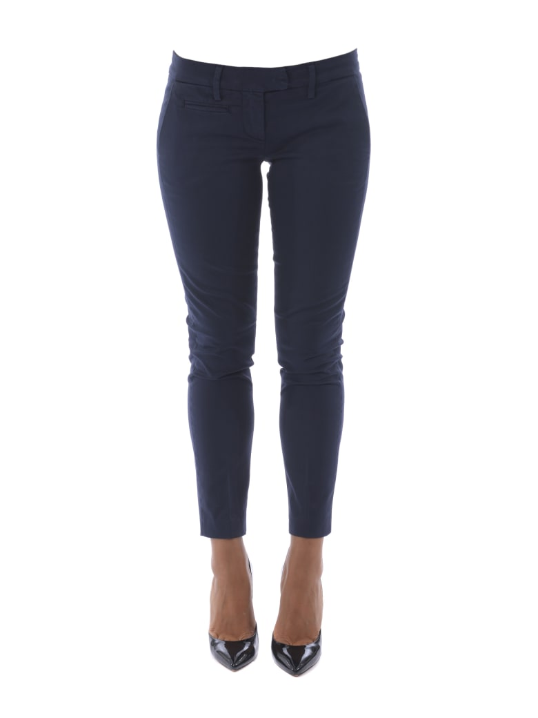 Dondup Trousers - Blu