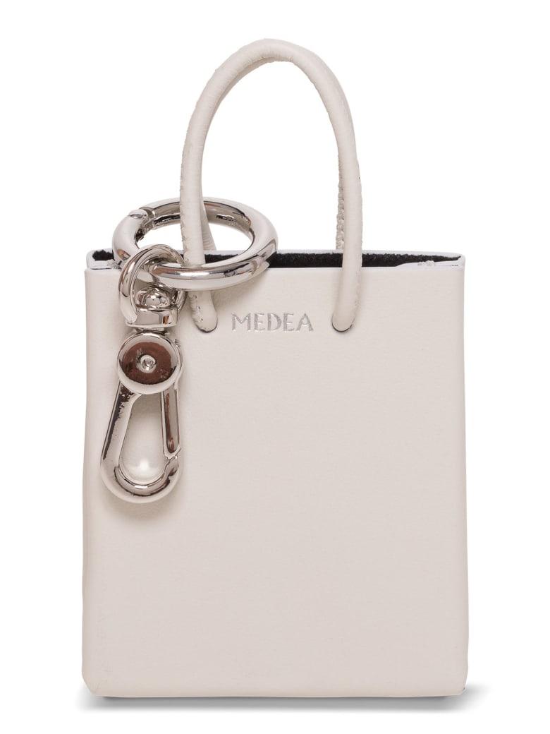 Medea Mini Medea Handbag - White