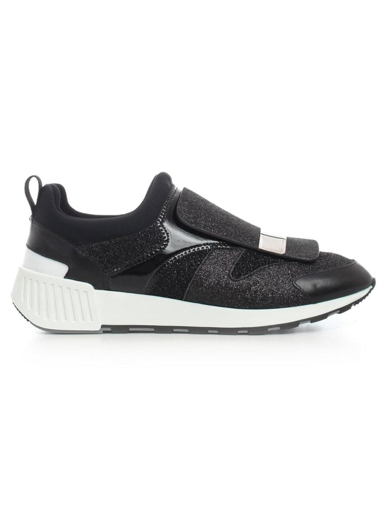Sergio Rossi Sneakers Lurex - Nero