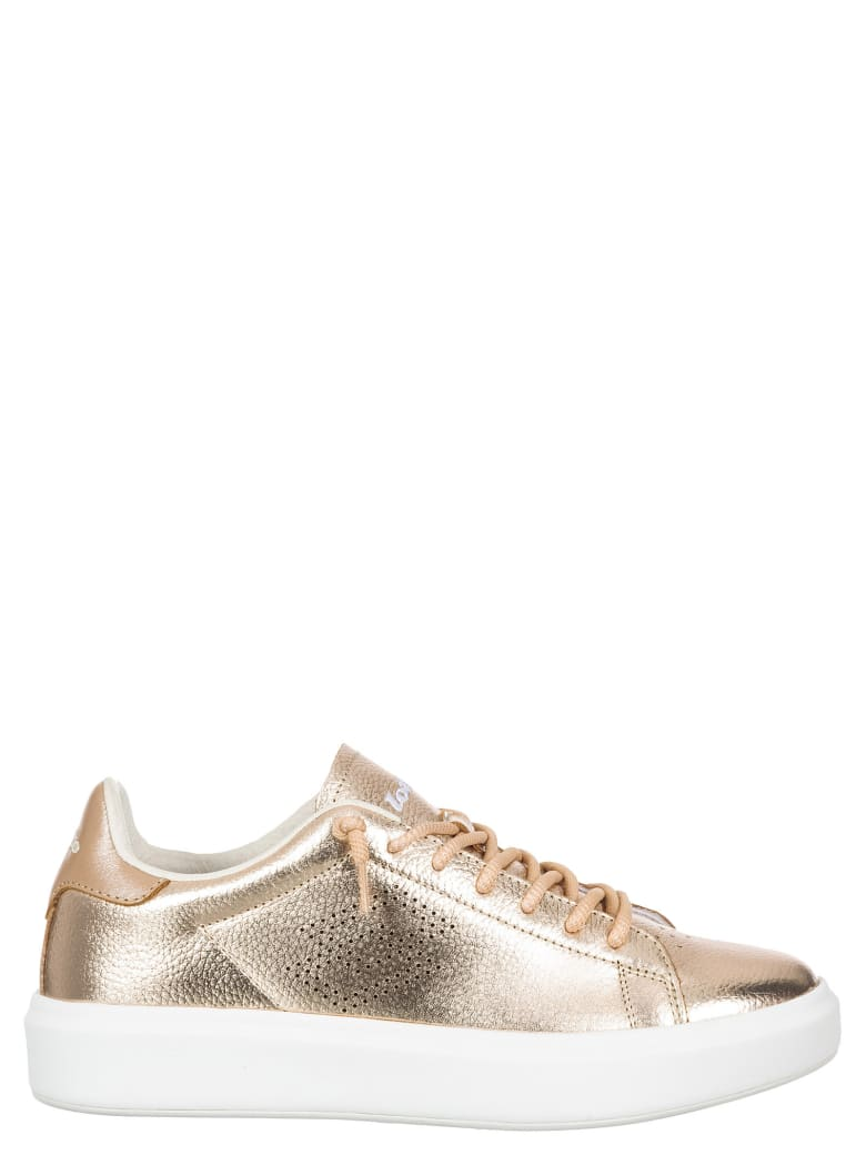 Lotto Leggenda Impression Metal Sneakers - Bronzo
