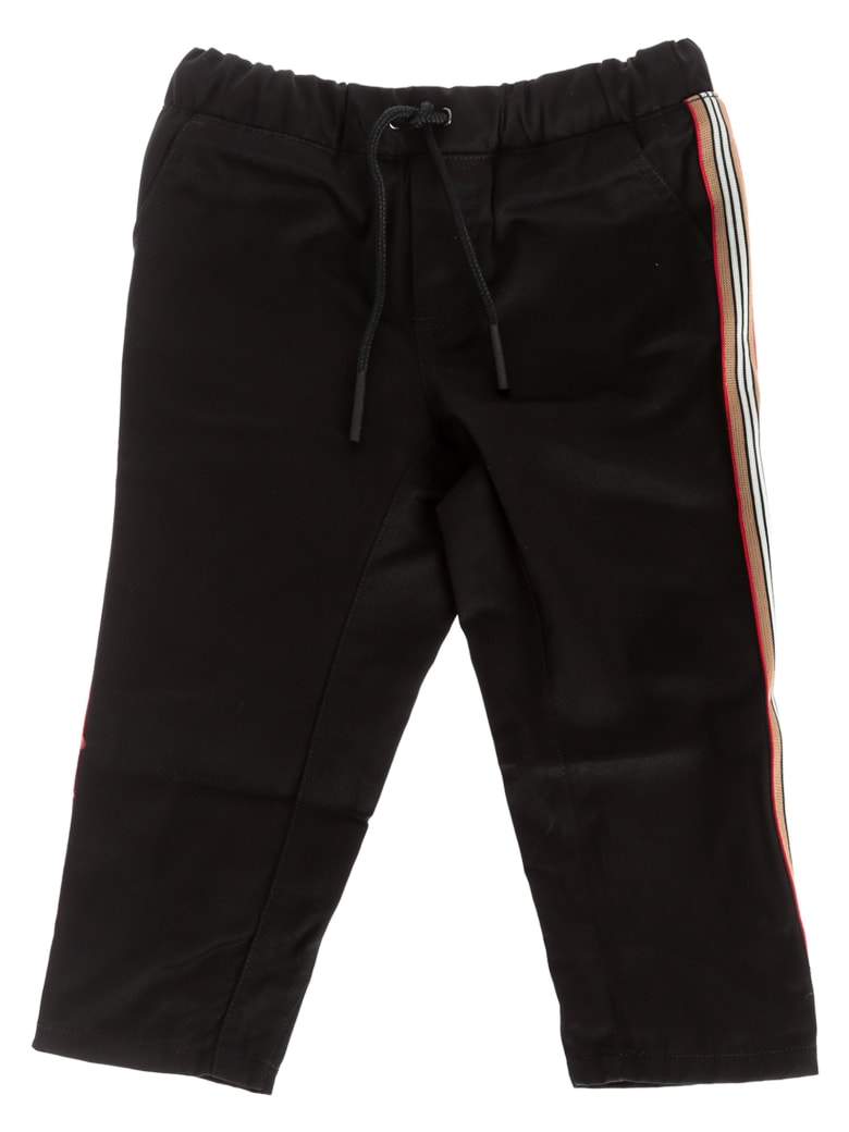 Burberry Curran Icon Track Pants
