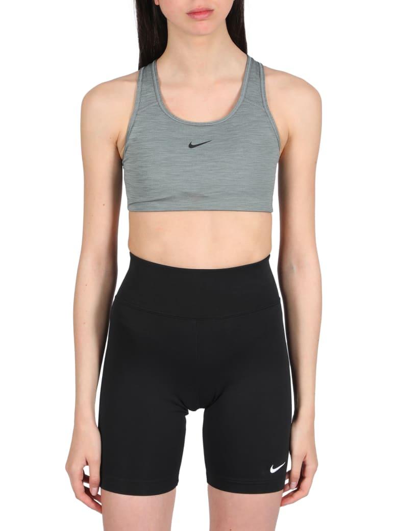 Nike Swoosh Bra - Grigio