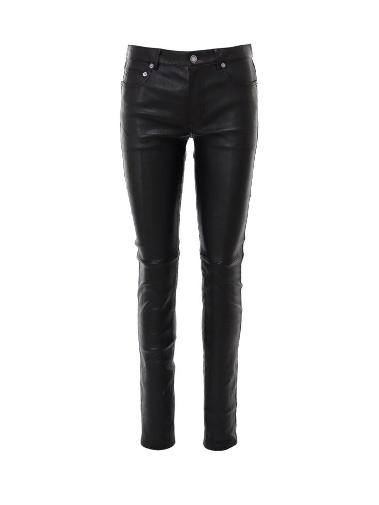 Saint Laurent Trousers - Black