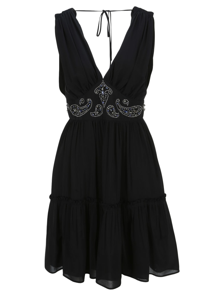 Golden Goose Aubree Dress - MIDNIGHT