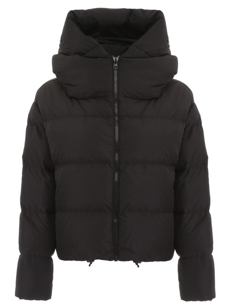 Bacon Cloud Jacket - BLACK (Black)