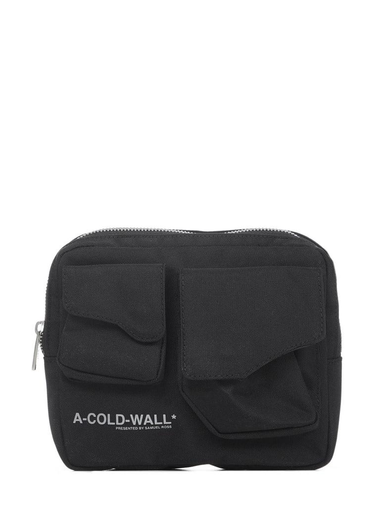 A-COLD-WALL A Cold Wall Belt Bag - Black
