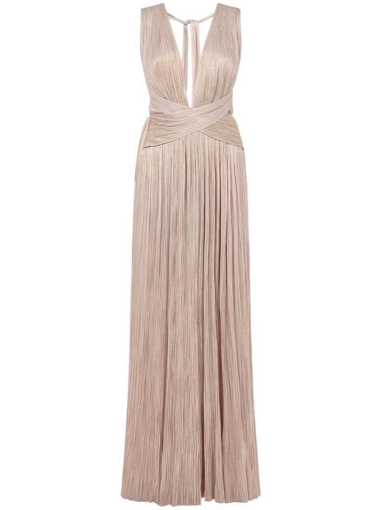 Maria Lucia Hohan Posy Long Dress - Pink