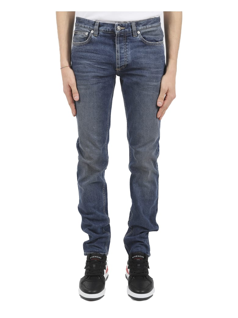 Givenchy Blue Jeans - Medium blue