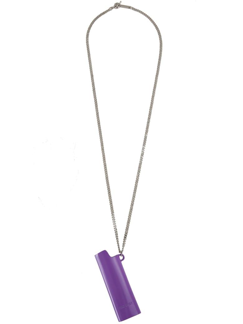 AMBUSH Necklace - Purple