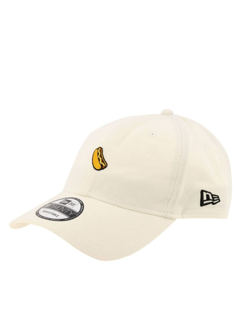 New Era Hat Hat Men New Era - white