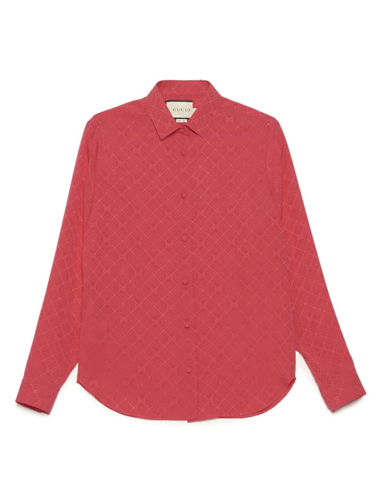 Gucci Shirt - Fuxia