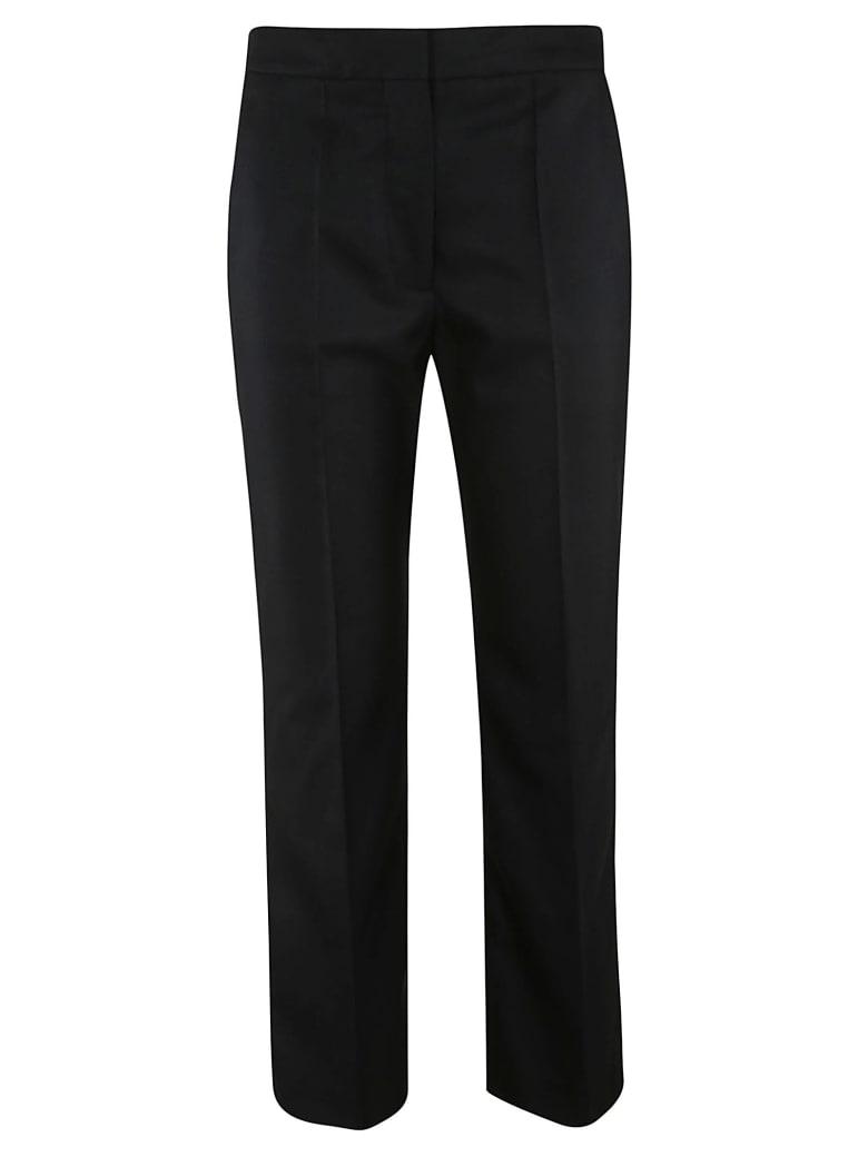 Stella McCartney Cropped Trousers - black