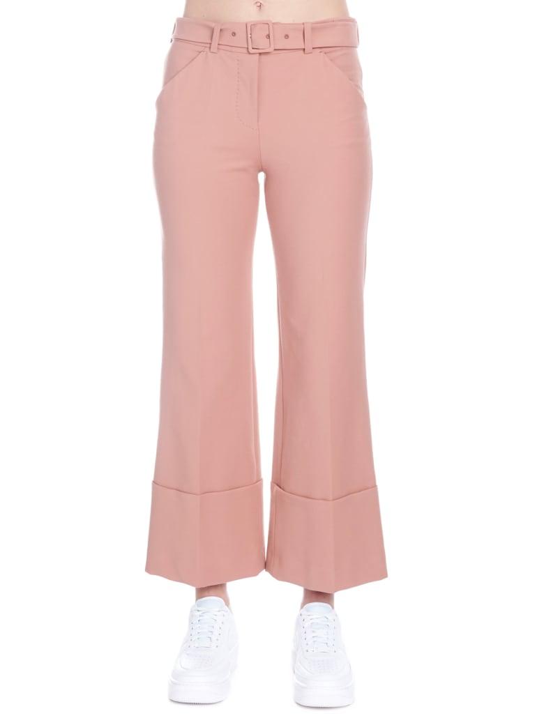 Sara Battaglia Pants - Pink
