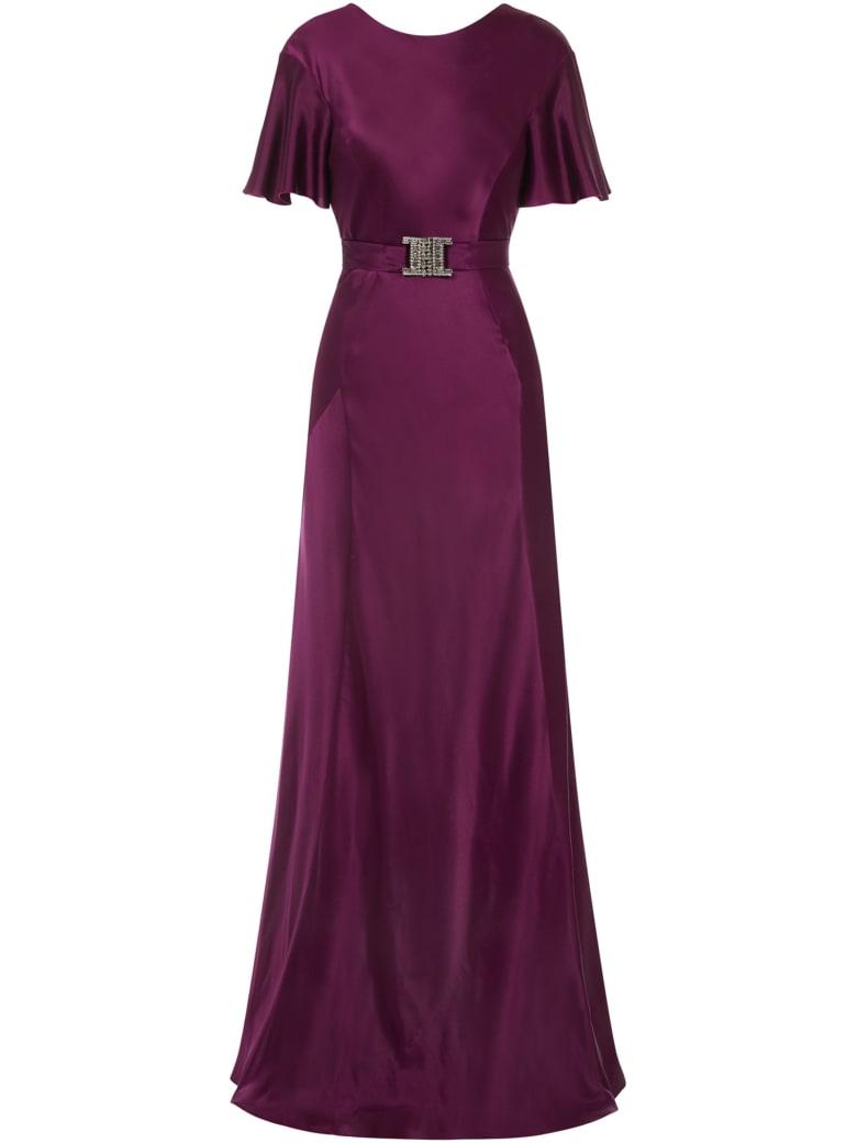 Alberta Ferretti Dress - Purple