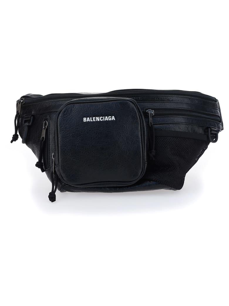 Balenciaga Belt Bag - Black