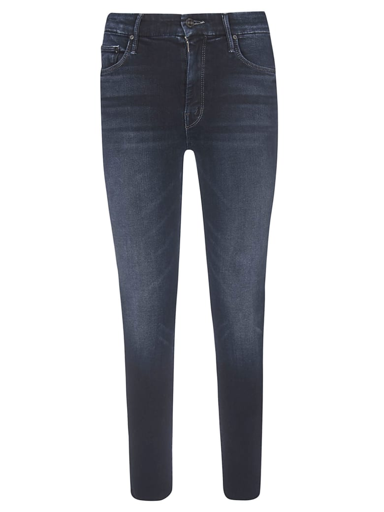 Mother Skinny Fit Jeans