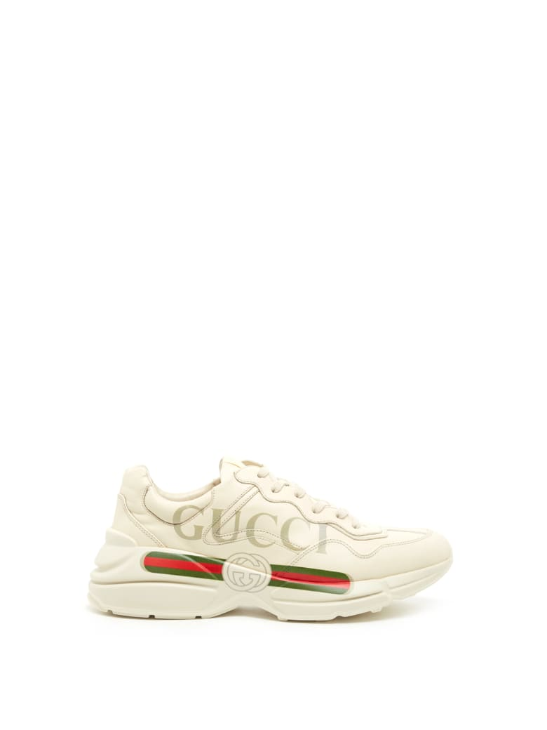 Gucci 'rhyton' Shoes - White