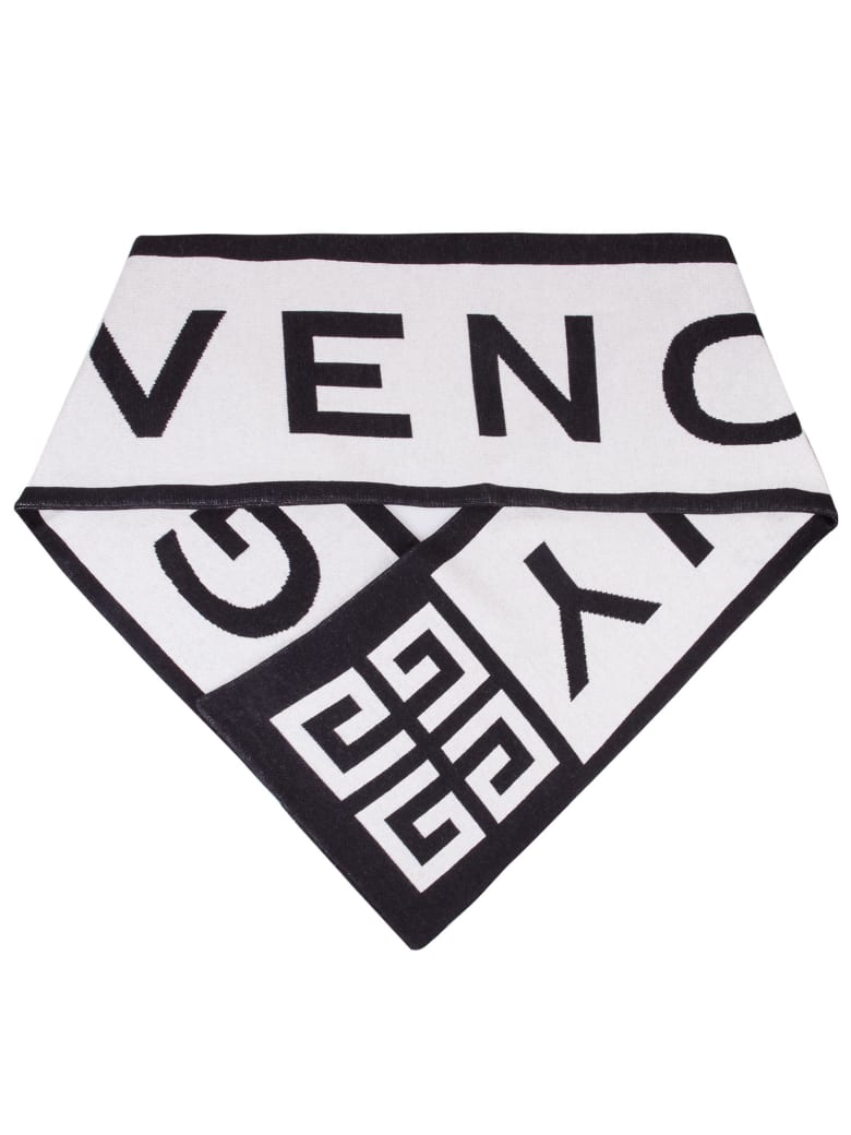 Givenchy Scarf - White