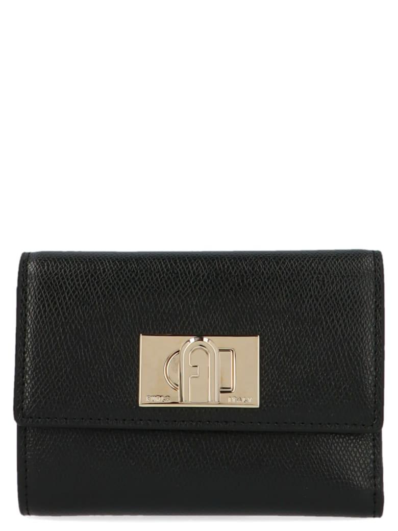 Furla '1927' Wallet - Black