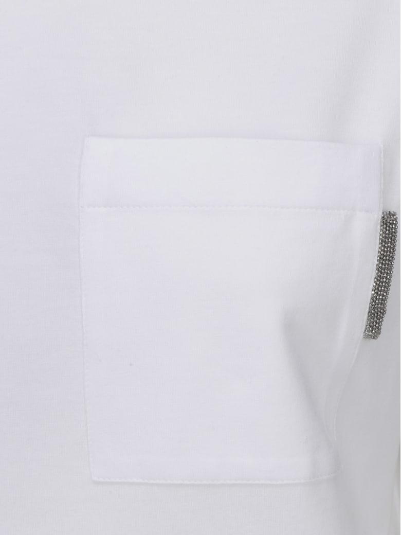 Brunello Cucinelli T-shirt - WHITE