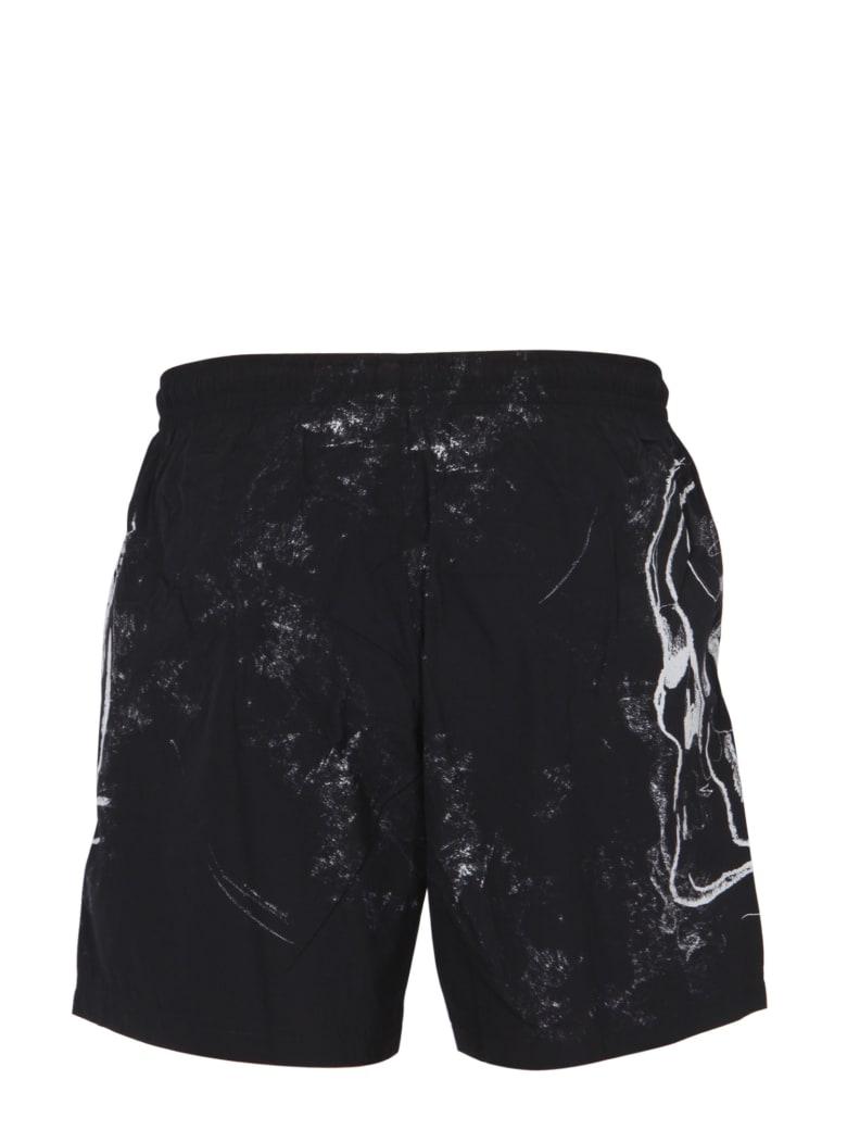 Alexander McQueen Swimsuit - Nero