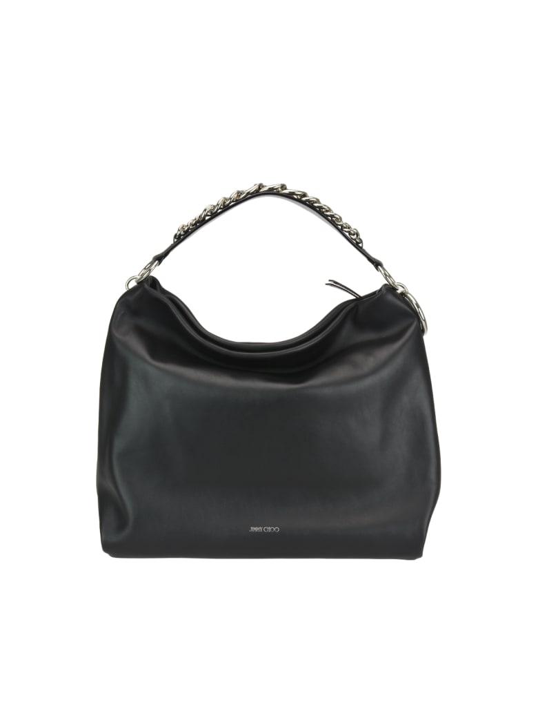 Jimmy Choo Callie Bag - Black/silver