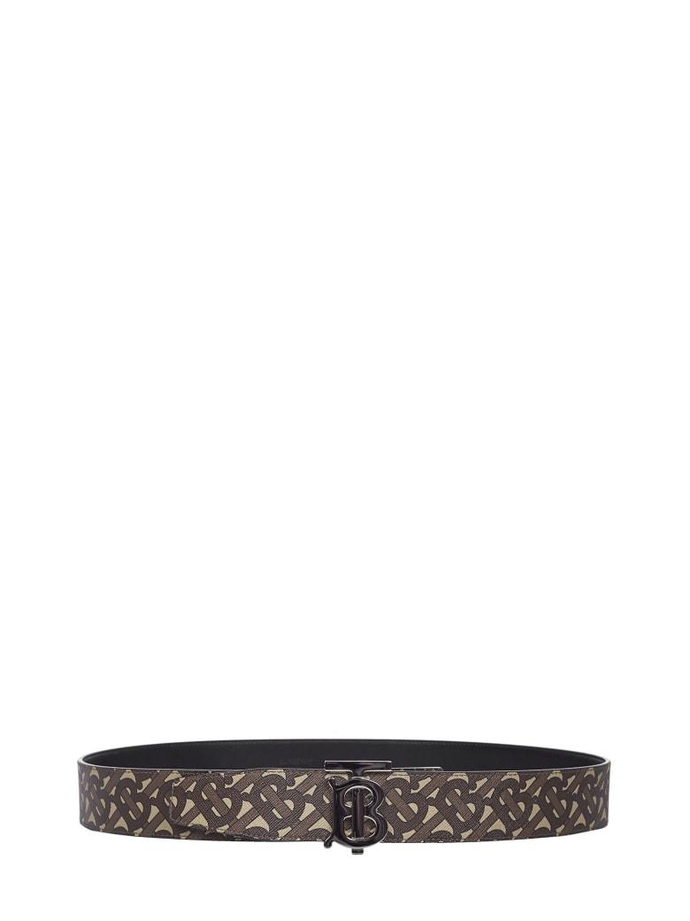 Burberry Belt - Brown