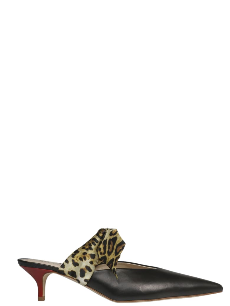 GIA COUTURE Sandals - Black
