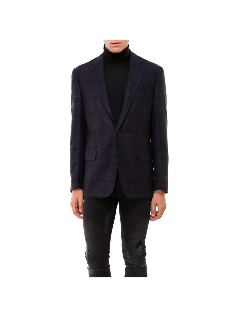 Corneliani Blazer - Blue