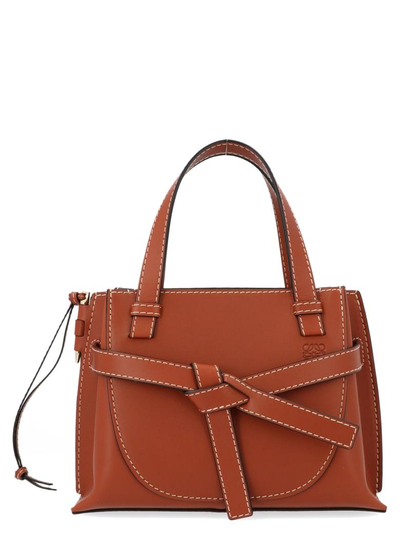 Loewe 'gate' Bag - Brown