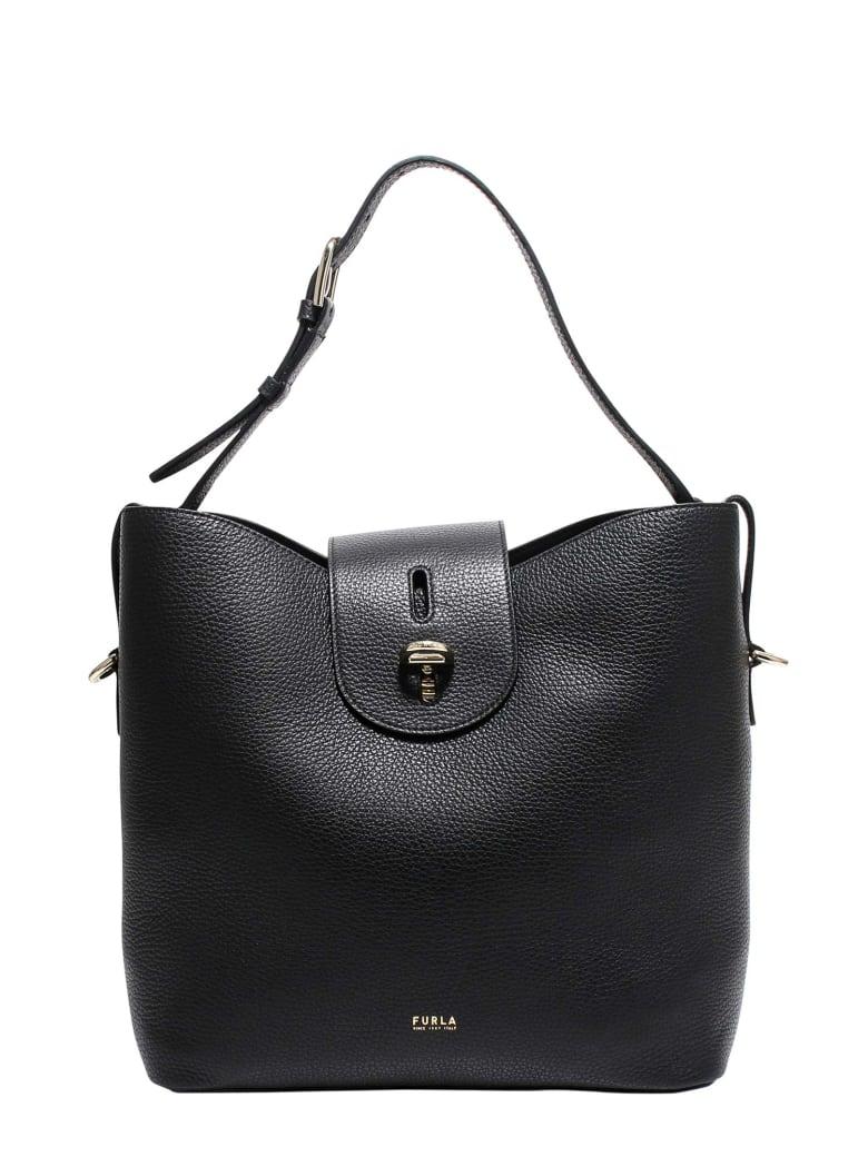Furla Shoulder Bag - Black