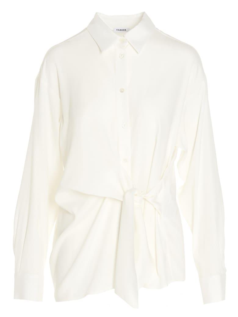 Parosh 'senvery' Shirt - White