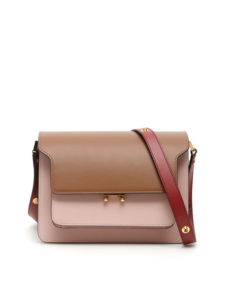 Marni Trunk Bag - Rosa