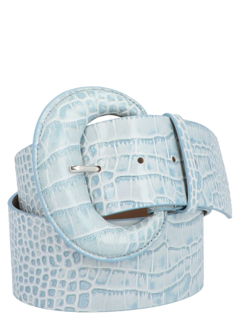 B-Low the Belt 'maura' Belt - Light blue