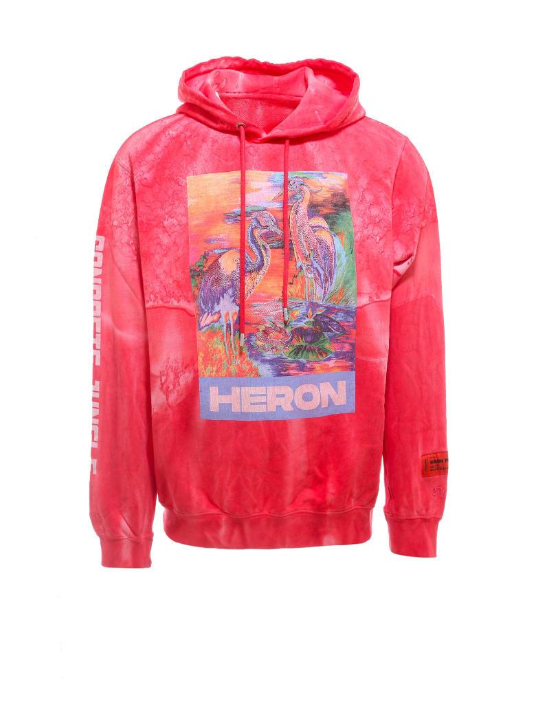 HERON PRESTON Sweatshirt - Red