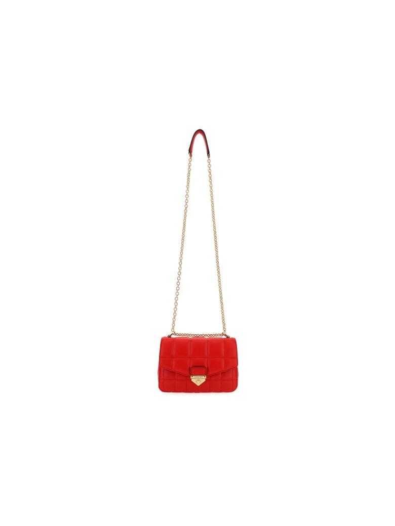 Michael Kors Soho Shoulder Bag - Red