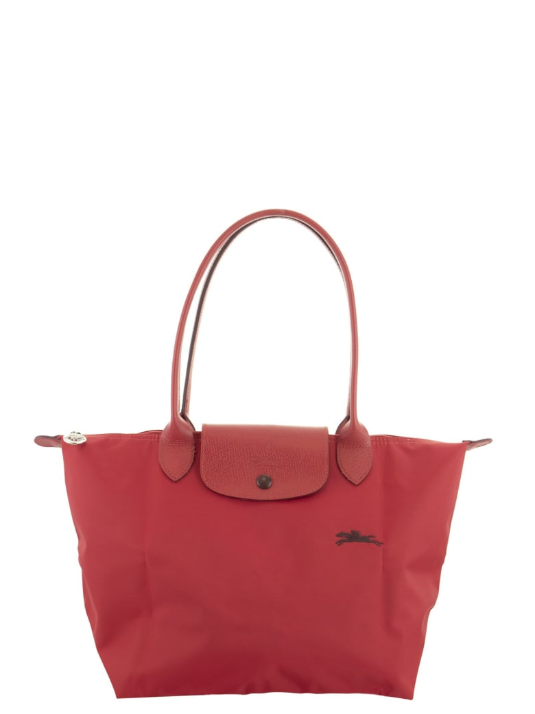 Longchamp Le Pliage Club - Shoulder Bag S - Red