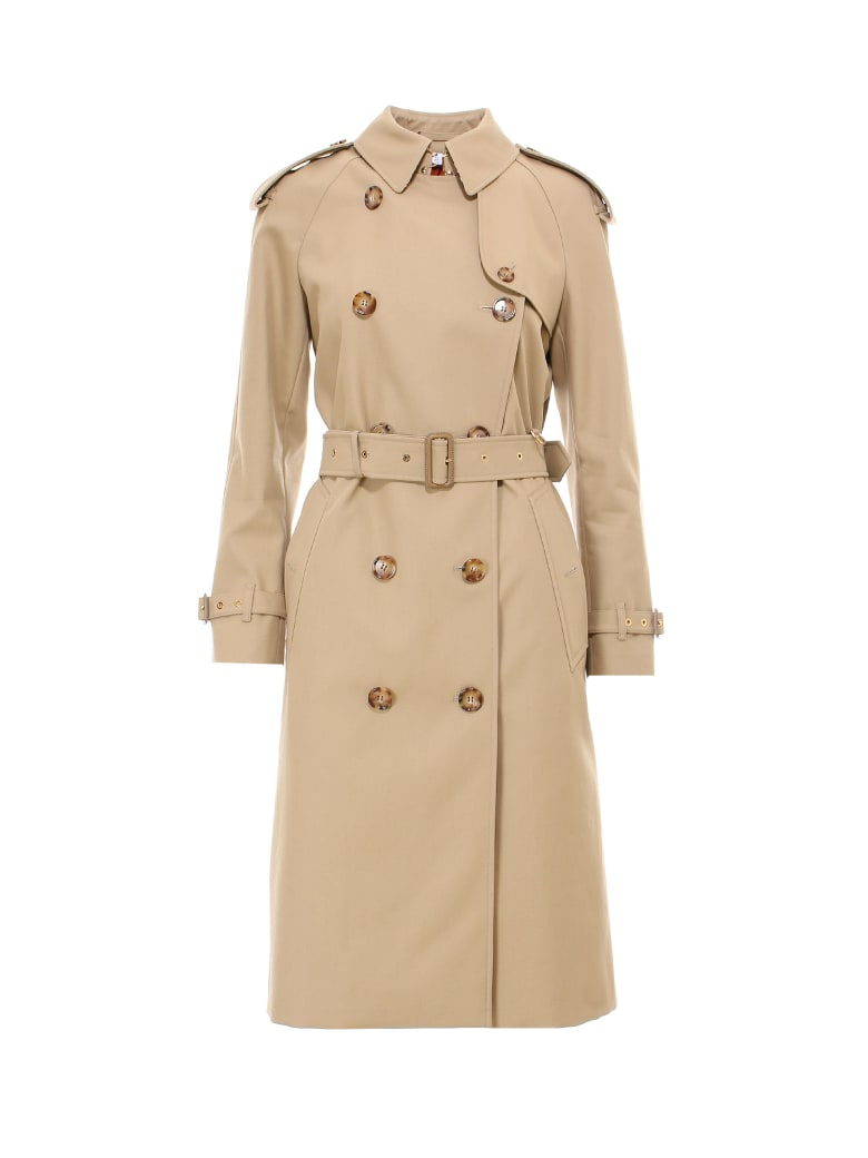 Burberry Bridstow Trench - Beige