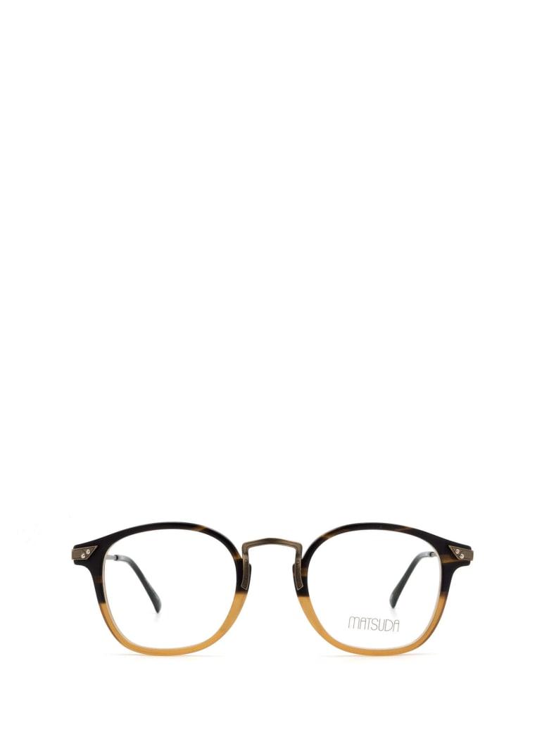 Matsuda Matsuda 2808h Mhd Glasses - MHD
