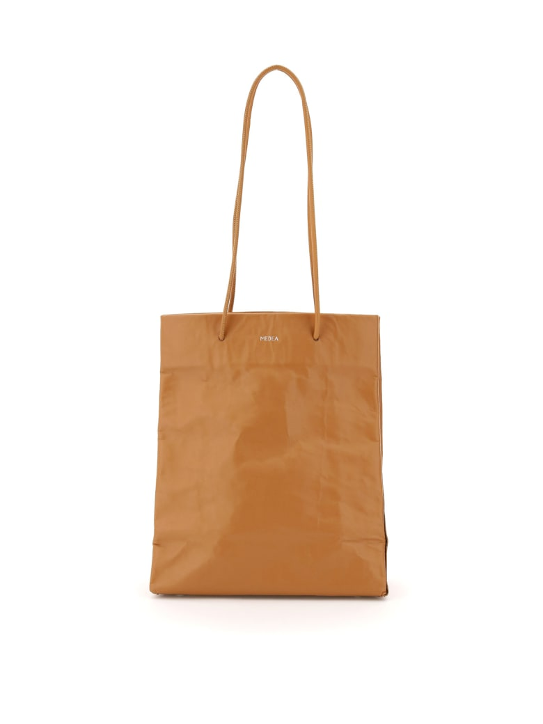 Medea Tall Busted Bag - BISCOTTO (Beige)