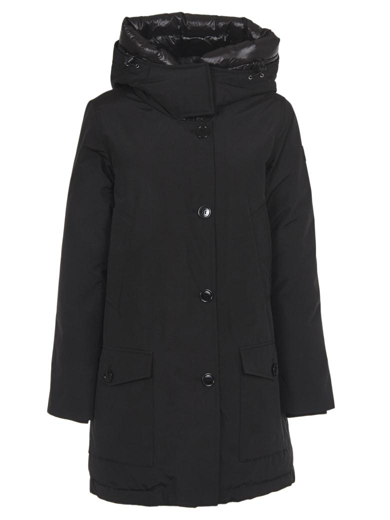 Woolrich Black Arctic Parka Cn Nf - Black