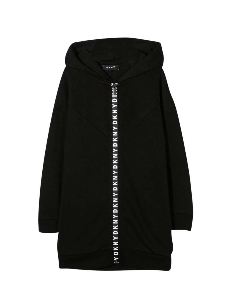 DKNY Black Cardigan - B Black