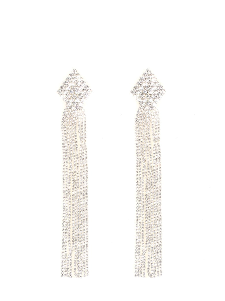 Silvia Gnecchi Jolene Earrings - Silver