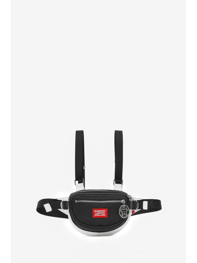 Burberry Econyl® Cannon Belt Pack - Nero