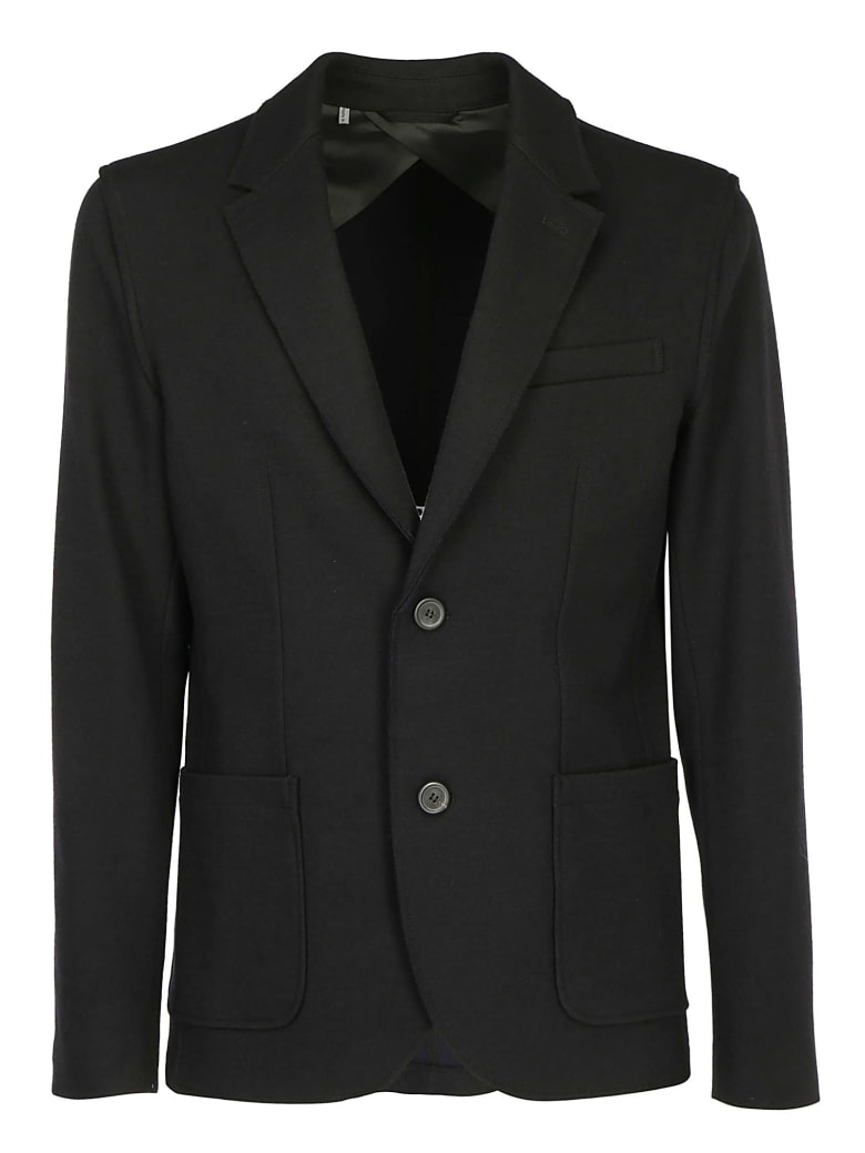 Lanvin Jersey Jacketr - Black