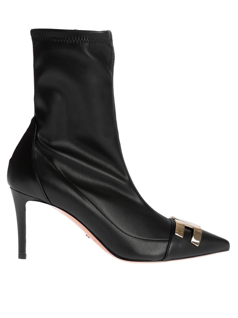 in vendita 36e6d 780a0 Best price on the market at italist | Elisabetta Franchi Celyn B.  Elisabetta Franchi Celyn B. Pointed Ankle Boots
