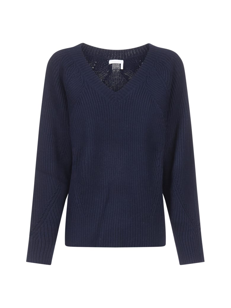 See by Chloé Sweater - Ink navy