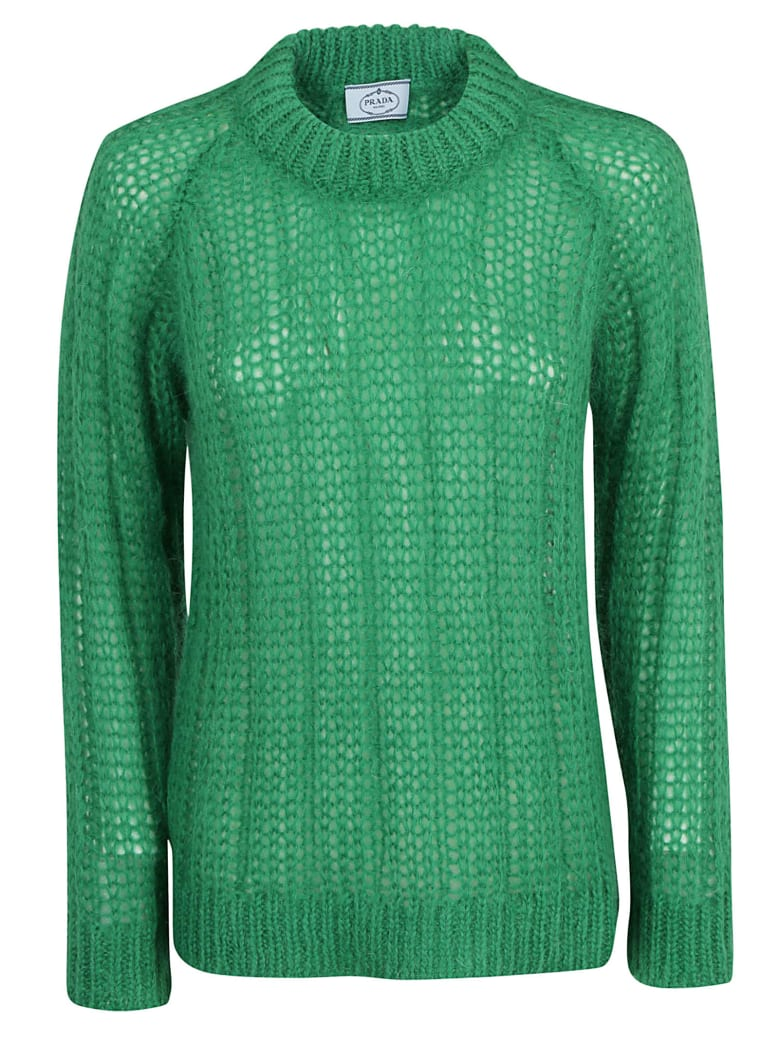 Prada Miu Miu Knitwear - Verde